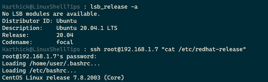 SSH Connect from Host to Guest Machine