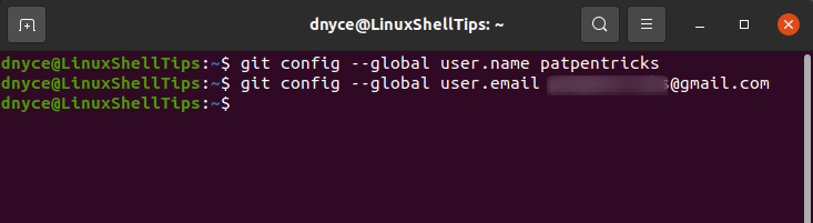 Configure Github Account in Linux